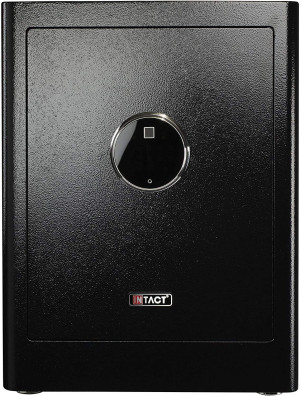 Intact Large Quick Access Biometric Fingerprint Gun Safe With Nex-Gen Full Keypad Module Tall