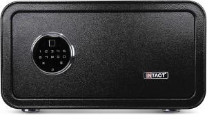 Intact Large Quick Access Biometric Fingerprint Gun Safe With Nex-Gen Full Keypad Module Wide